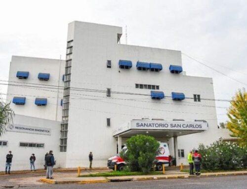 Alberto Fernández (re)inaugura el Hospital Kirchner