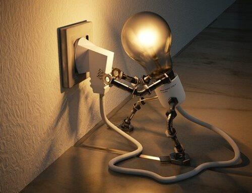 ¡Volvió la luz!