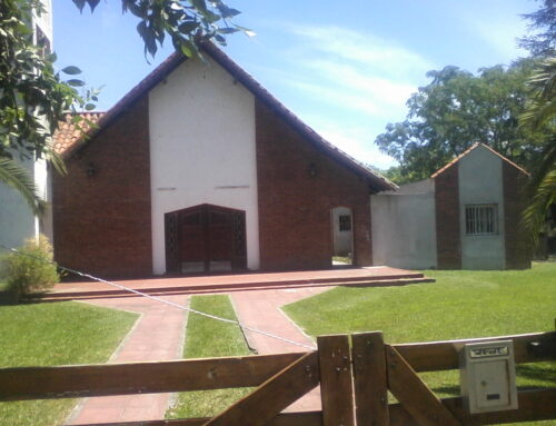 Horarios de misa en la capilla Santa Teresita