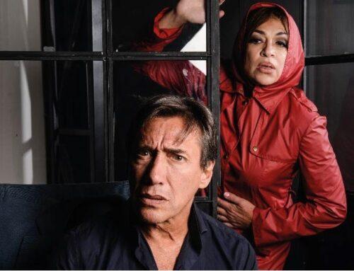 Teatro Seminari: «Relaciones Peligrosas» con Fabián Gianola y Claribel Medina